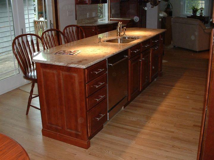 kitchen island kitchen
