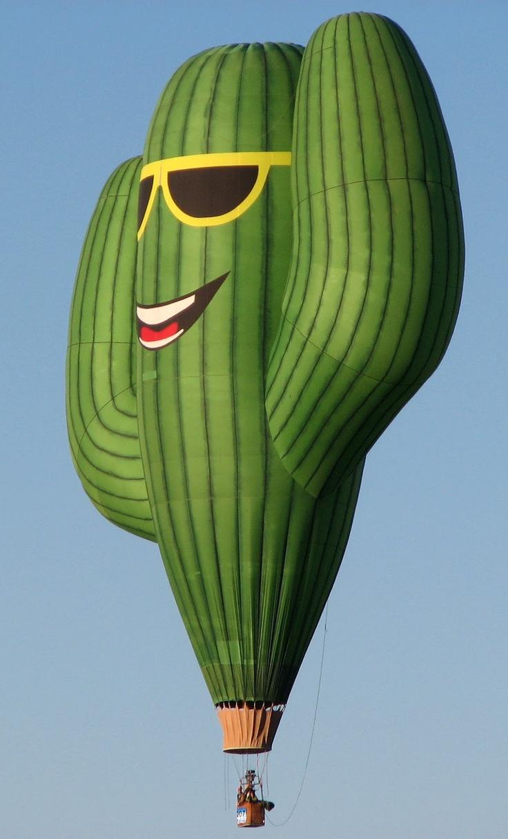Albuquerque Hot Air Balloon Fiesta.