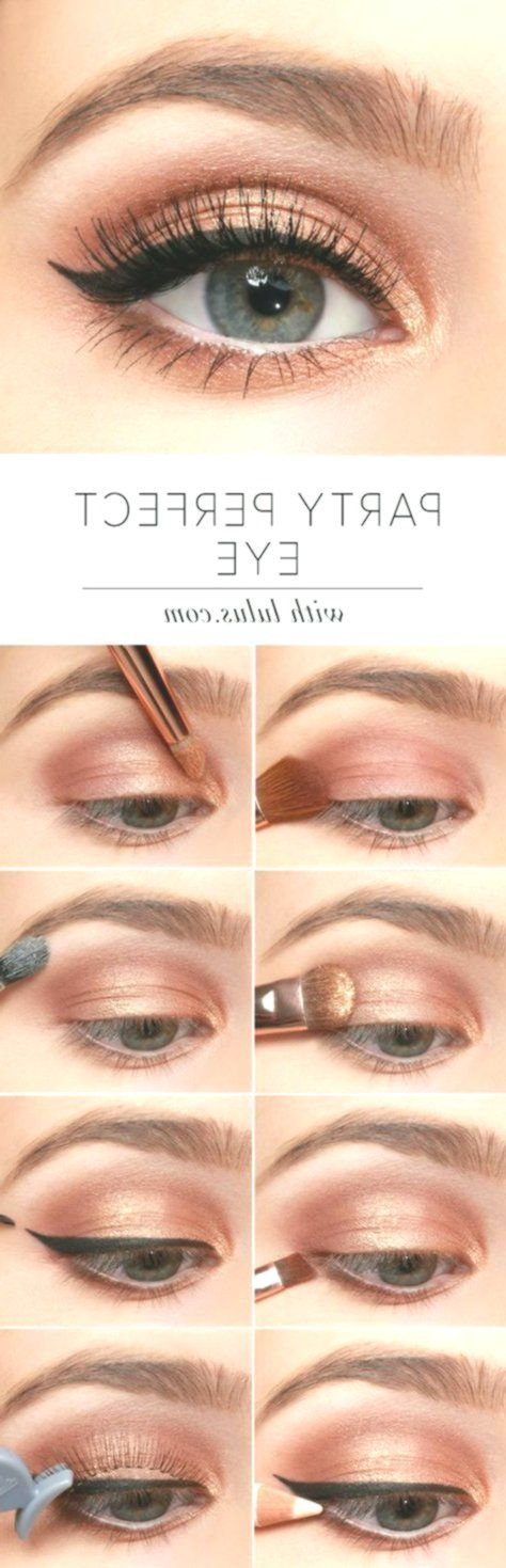 25 simple, step-by-step makeup tutorials for teens #frisyrer #carnels #nouvelleco ....