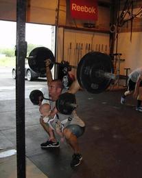 Wychowany na siłowni ;)
