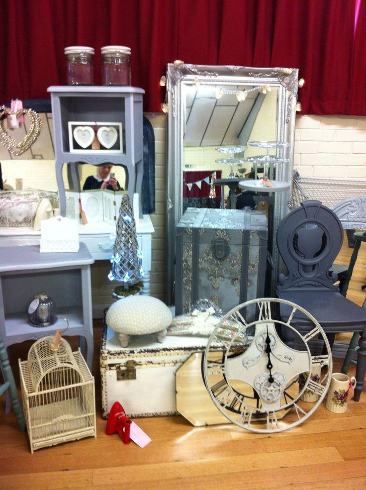 Offham vintage fair