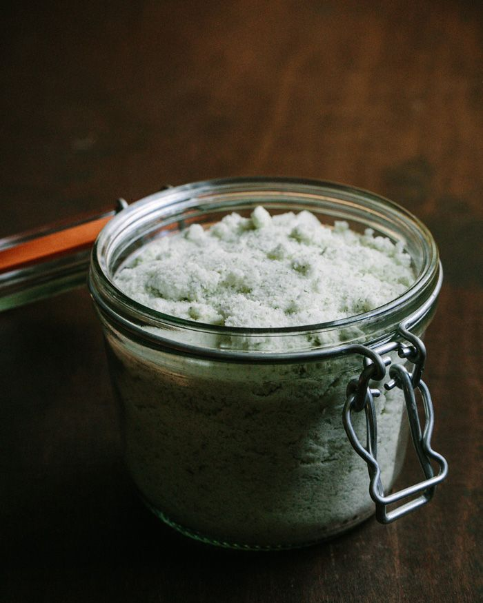 Herb and Garlic Salt from @A Couple Cooks  - This would make a fantastic gift.