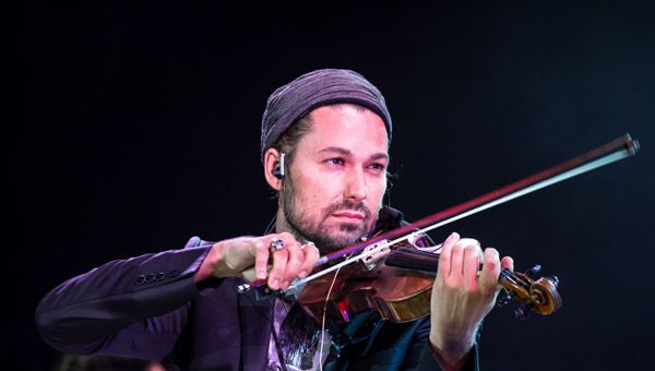 DAVID GARRETT a Verona: Report e Foto del Concerto Sold Out