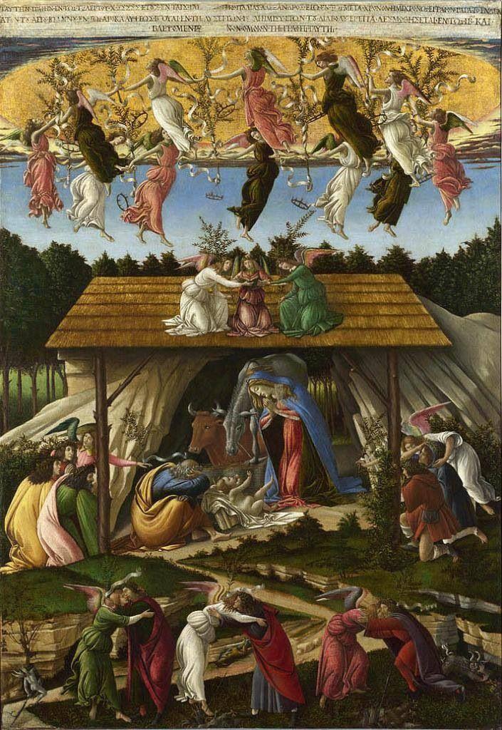 Sandro Botticelli, Natividade