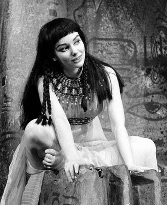 Cleopatra: Susan Strasberg