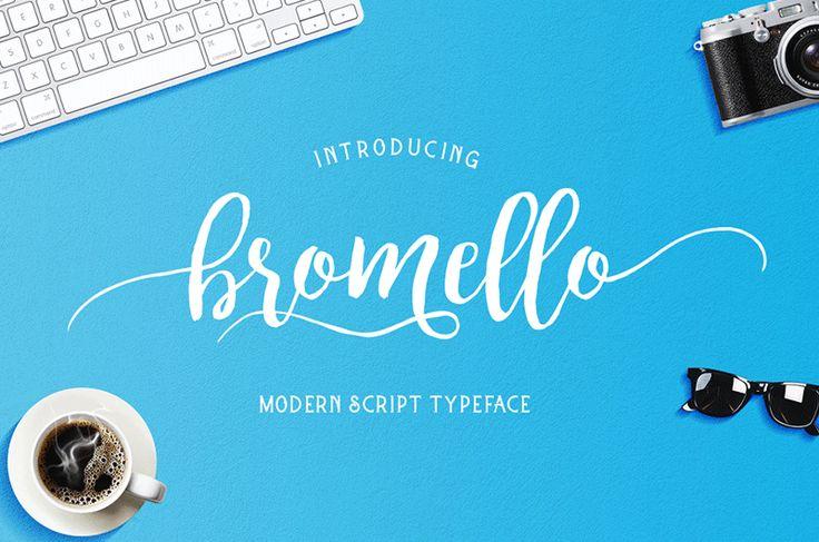 Bromello Font | dafont.com