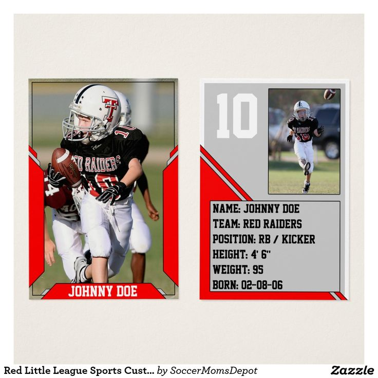 Best Custom Sports Trading Cards Images On   Trading
