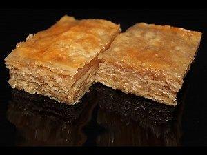 Baklava recept - Baklava recipe