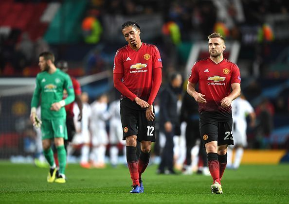 Champions League 2018 19 Poor Manchester United Outplayed By Classy Juventus Manchester United V Juventus Ue Manchester United Champions League Jose Mourinho