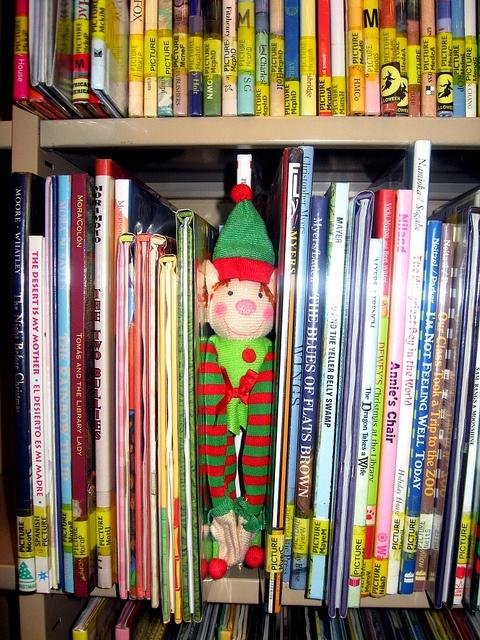 Elf hiding space