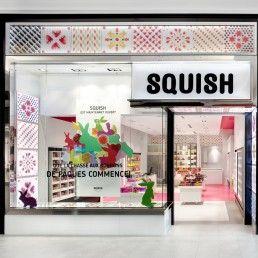 FGMDA | Boutique SQUISH - FGMDA Carrefour Laval