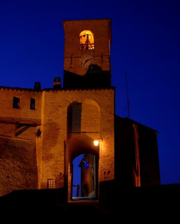 @Alice Grussu: #TheGreatBeauty in Italy is everywhere: #Montegridolfo #ITisME