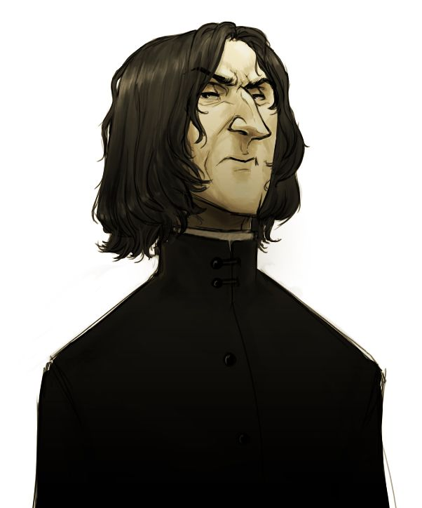 Severus Snape by Makani- one of my all time favorite snapes
