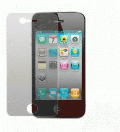 UltraClear screen protector for Apple iPhone 4G Price= $7.99