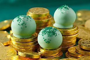 Cool Mint Oreo Cookie Balls