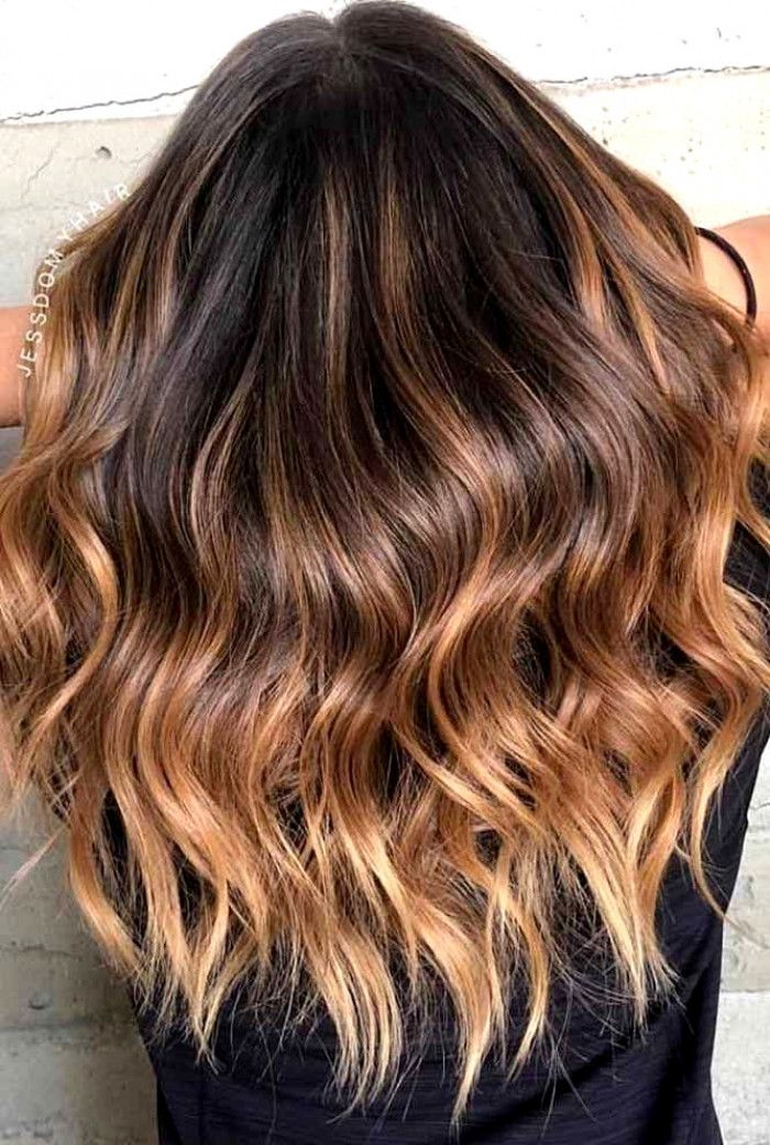 Brown Ombre Hair Ombre Hair Blonde Brown Hair Balayage