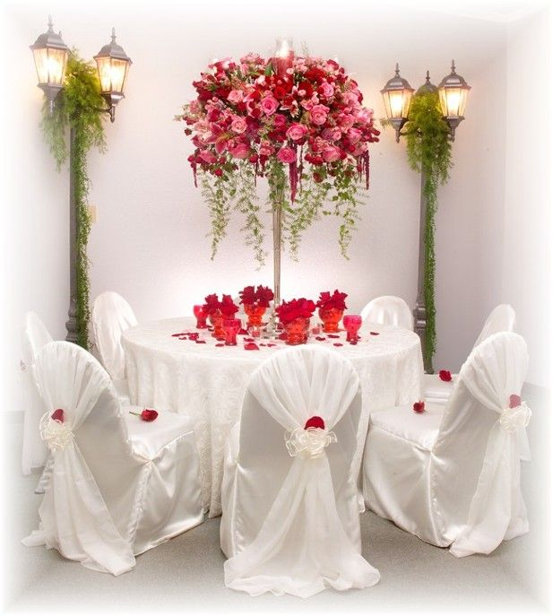 228 best wedding decor images on Pinterest