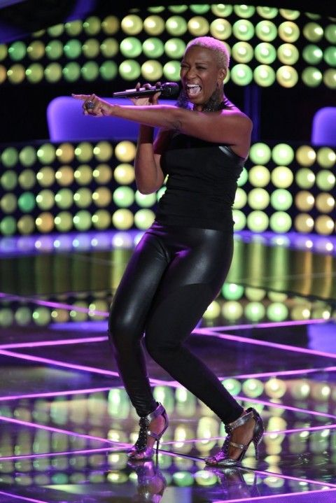 The Voice USA 2014 Spoilers: Sisaundra Lewis Blind Audition (VIDEO) | Reality Rewind