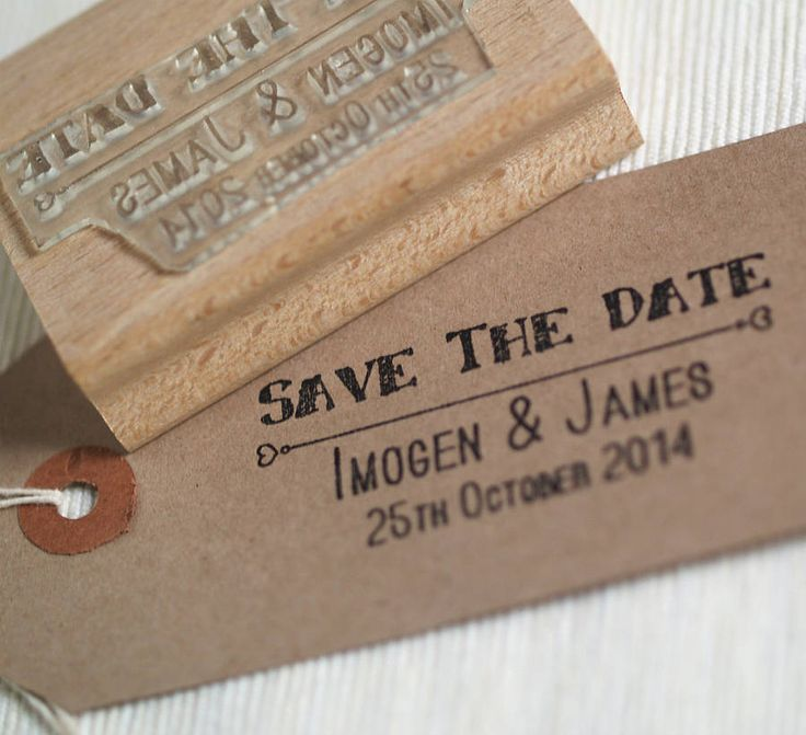 Are you interested in our Save The Date Personalised Stamp? With our personalised rubber stamp you need look no further.