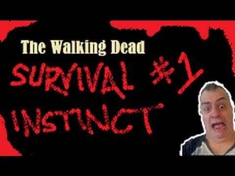The walking dead (Survival instinct) Part.1
