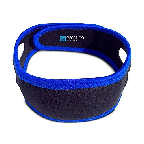Anti Snoring Chin Strap - Adjustable belt for men, women and kids -The ultimate bedtime snore solution. A safe simple effective sleep aid providing loved ones with a peaceful nights sleep  ✅SAY GOODBYE TO SNORING INSTANTLY AND FOREVER; You can now get a full night of uninterrupted sleep thanks to our new easy to use safe and effective Anti Snoring Chin Strap; We made our chin strap so comfortable and simple to use; It is the most simple snoring solution that has been proven to work for...