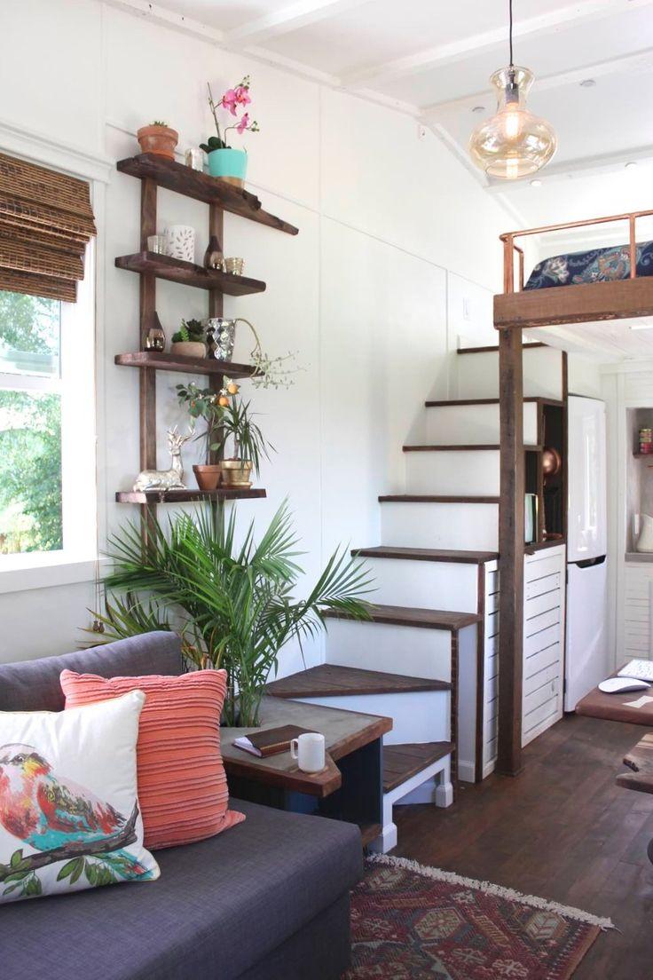 292 besten Small Spaces Bilder auf Pinterest | Kleine häuser ...