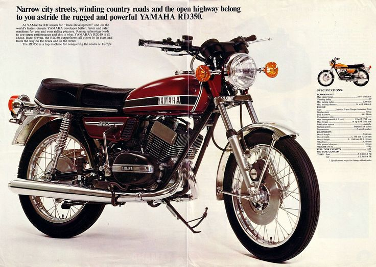 vintage rd yamaha | Yamaha RD 350/400