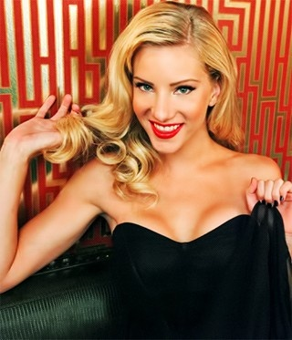 Brittany from Glee! :)