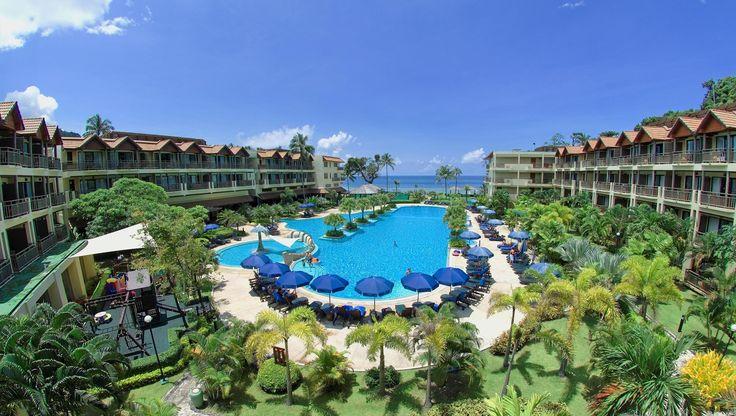 Phuket Phuket Marriott Resort & Spa Merlin Beach Thailand, Asia