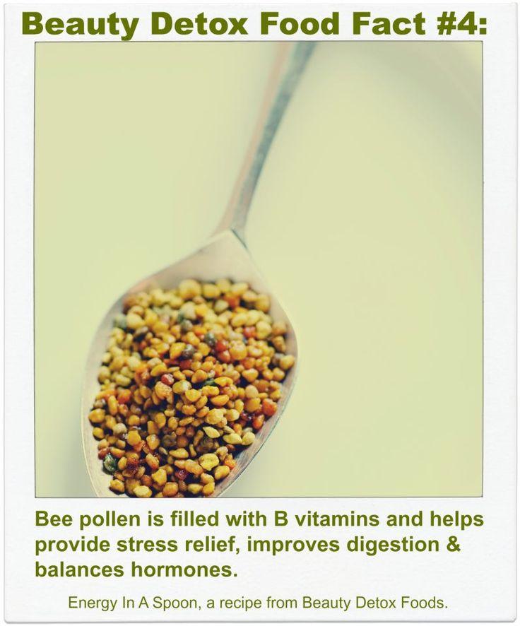 Beauty Detox Food Fact #4