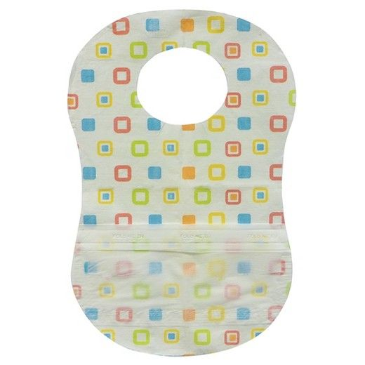 Neat Solutions Bibsters Disposable Bibs- 12ct : Target