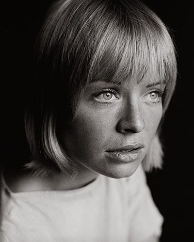 Credit: Lewis Morley Archive Susannah York, in London, 1963. York had graduated from London's Royal Academy of Dramatic Art in 1960, along with Tom Courtenay, Albert Finney, Peter O'Toole and Joe Orton. Morley had introduced her to Finney and she appeared with him in Tom Jones in 1963.