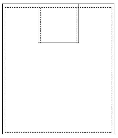 patchwork quilting quillow diagram
