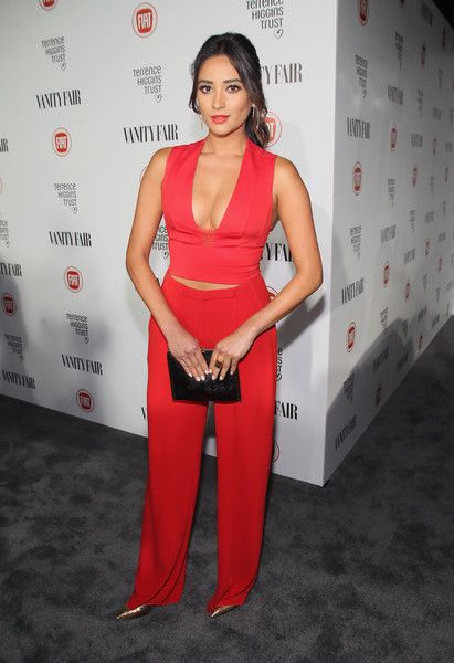 Shay Mitchell at the Vanity Fair Campaign Hollywood - FIAT Young Hollywood Celebration