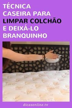 Por que jogar bicarbonato de sódio na cama? Descubra aqui   – CASA – DICAS E RECEITAS CASEIRAS!