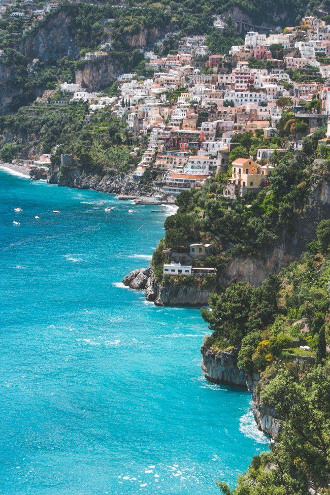 The Path Of The Gods // Positano, Italy • The Overseas Escape