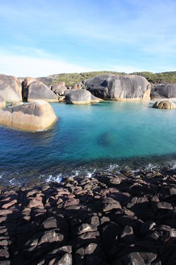 Elephant Cove, Elephant Rocks William Bay National Park Denmark, Western Australia