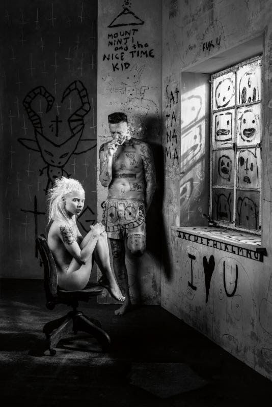 Die Antwoord to tour North America this fall