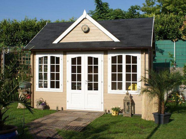 Design#5001531: Die besten 17 ideen zu shed kits for sale auf pinterest. Gartenhaus Mit Schuppen Camping Bilder