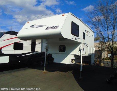 Used 2006 Lance 951 For Sale by Reines RV Center, Inc. available in Manassas, Virginia #camper #truckcamper #lancecamper #reinesrvcenter #rvs #rvdealer #rvforsale #rvsforsale #rvsinvirginia