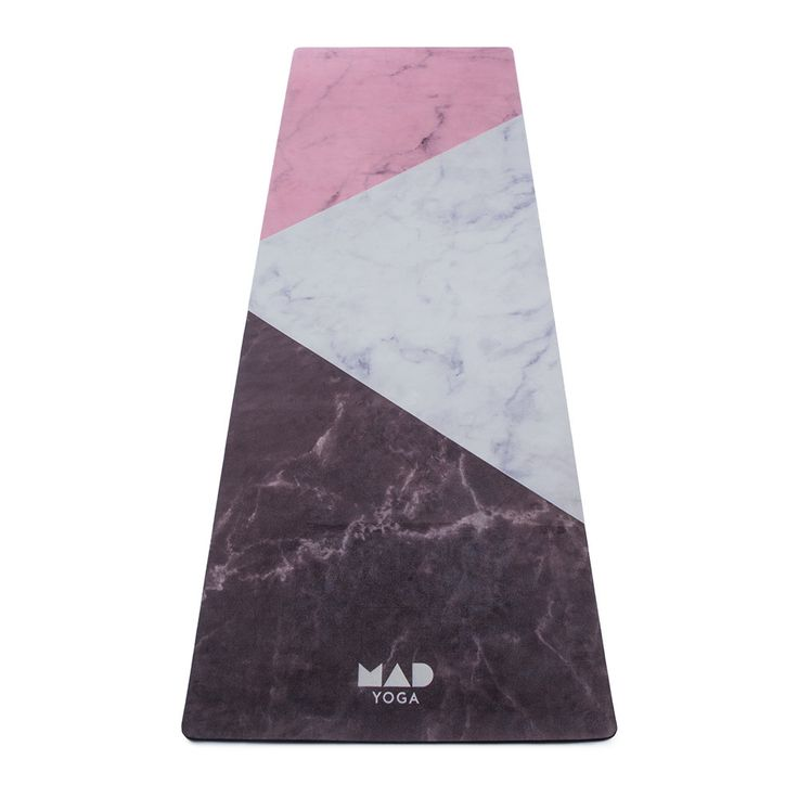 Smoke and Mirrors Yoga Mat