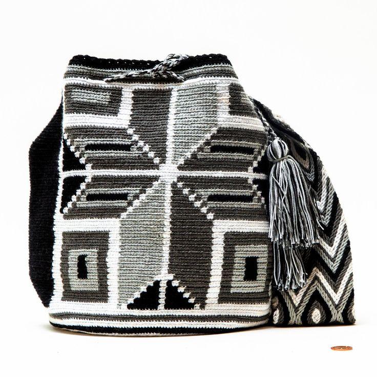 Cabo Wayuu Bag – WAYUU MOCHILA BAGS   Wayuu Tribe New York