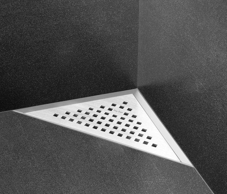 Aqua Delta | Plus Delta Grate by Easy Drain | Plate drains