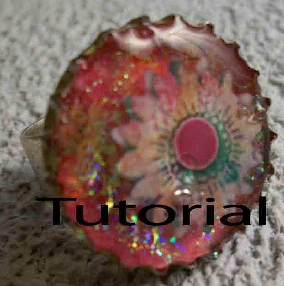 Resin ring video tutorial
