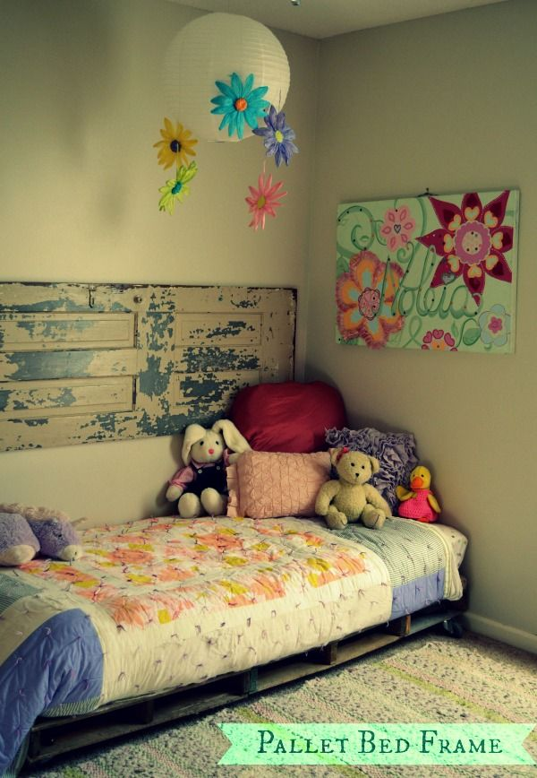 Best 1000 Images About Pallet Bed On Pinterest Palette Bed 400 x 300