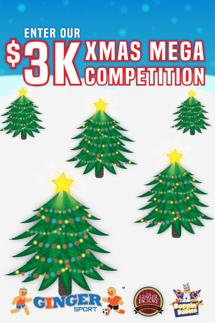 Want to win $3,000 in prizes? Enter our $3K XMAS MEGA COMP here [http://woobox.com/92tp2i] for your chance to bag the lot in time for Christmas.