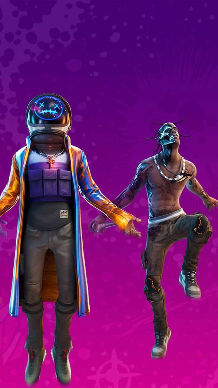 Travis Scott Fortnite Skin Wallpaper Hd Phone Backgrounds Art Poster For Iphone Android Home Scre In 2020 Travis Scott Wallpapers Hd Phone Backgrounds Travis Scott Art