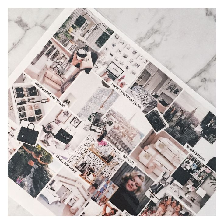 Vision board inspiration ... do it yourself ... be selfish ... what makes you work harder 💜💜