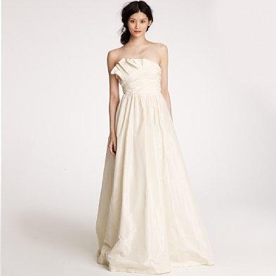 Toscana gown in silk taffeta: Wedding Dressses, Wedding Ideas, J Crew, Wedding Dresses, Weddings, Wedding Gowns, Jcrew, Toscana Gown