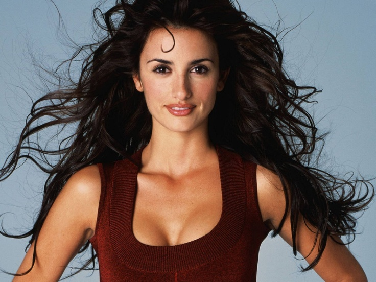 My all time favorite actress is Penelope Cruz.